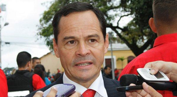 Gobernador del Táchira, José Gregorio Vielma Mora|Foto: Archivo