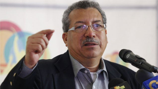 Saúl Ortega, diputado reelecto a la Asamblea Nacional   Foto: Archivo