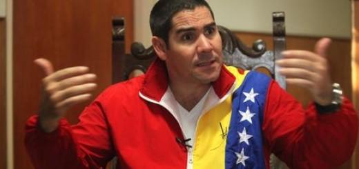 Winston Vallenilla| Foto: El Nacional
