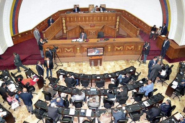 Bancada de la MUD en la AN exige liberación de los diputados Montilla, Sojo y Prieto