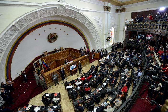 Asamblea Nacional (AN) / Imagen de referencia