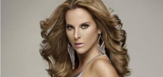 Actriz mexicana, Kate del Castillo / Imagen de referencia