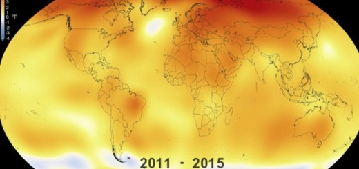 La NASA muestra en 30 segundos cómo ha cambiado el clima