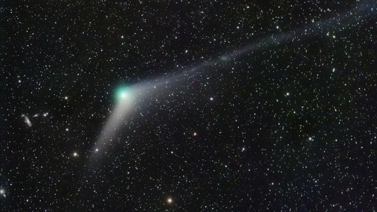 Cometa Catalina|Referencial