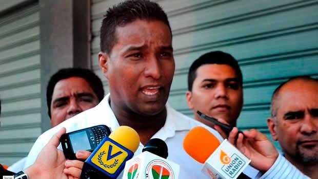 Alcalde Delson Guarate
