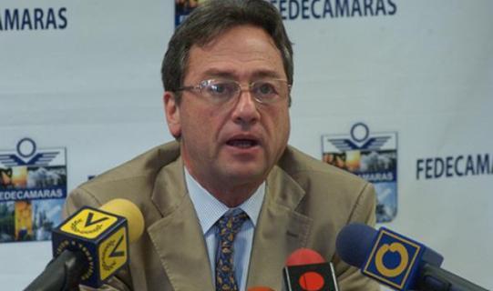Jorge Roig, Ex presidente de Fedecamaras | Foto: Archivo