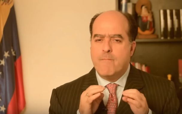 Julio Borges   Captura de video