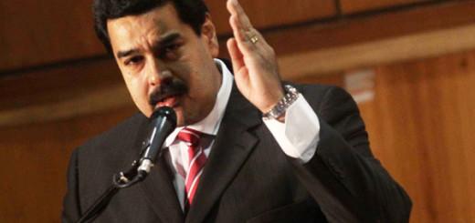 Presidente Nicolás Maduro |Foto: Archivo