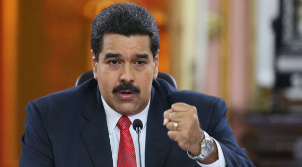 Presidente Nicolás Maduro   Foto: Archivo