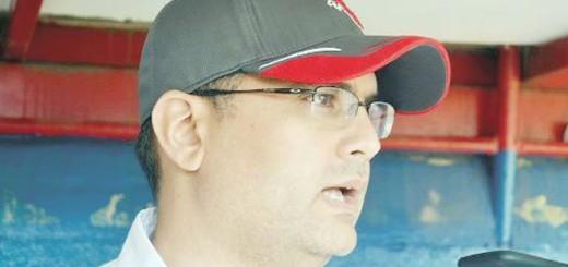 Carlos Oropeza gerente de los Cardenales de Lara