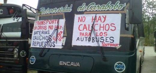 Trasnportistas se queja de la falta de la inflación y escasez de insumos |Foto archivo