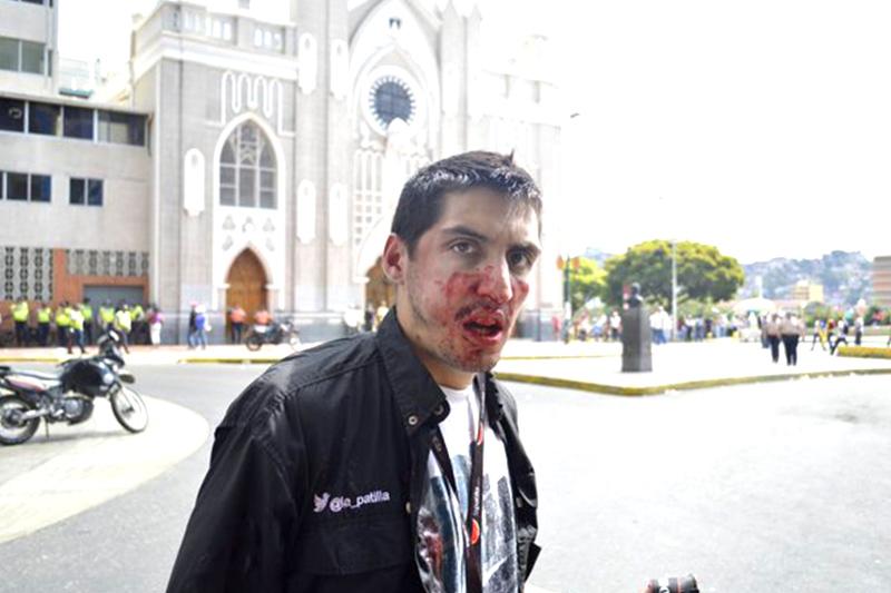 Ltimo min colectivos de paz atacaron y golpearon a for La patilla nacionales