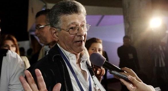 Presidente de la Asamblea Nacional, Henry Ramos Allup |Foto: archivo