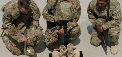 Muere soldado estadounidense