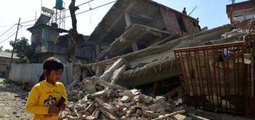 Hasta ahora terremoto de 6,7 grados en India deja saldo de 6 muertos y 43 heridos