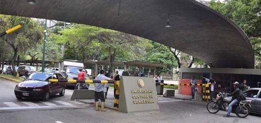 UCV no participará en la Constituyente |Foto: archivo