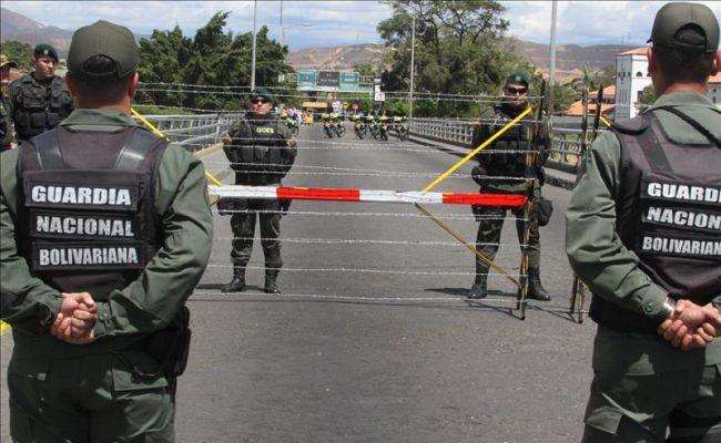 Frontera con Colombia-Venezuela  Foto archivo