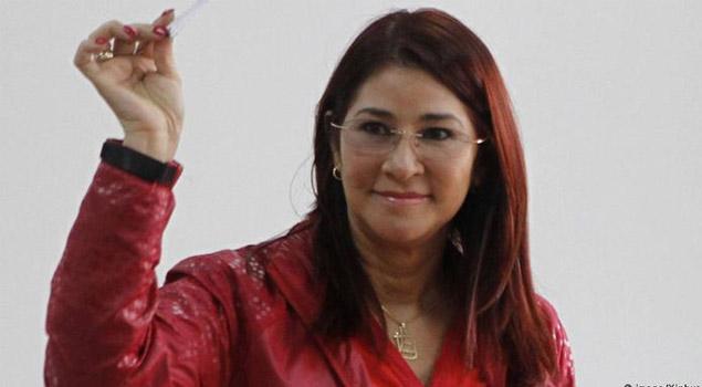 Cilia Flores  Foto: Archivo