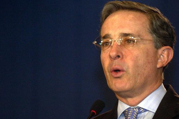 Álvaro Uribe |Foto: Archivo