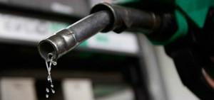 Escasez de gasolina  Foto referencial