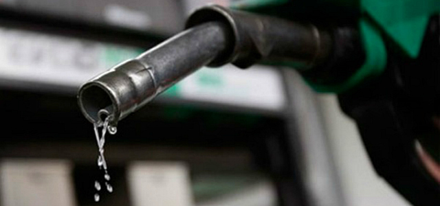 Aumento legal de la gasolina