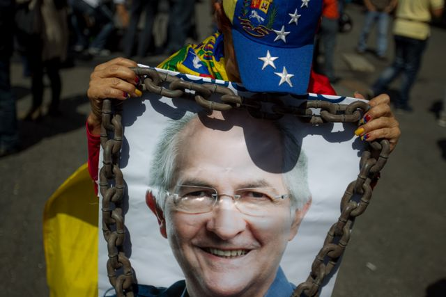 Alcalde Ledezma podría ser condenado a 26 años de cárcel | Imagen de Notihoy