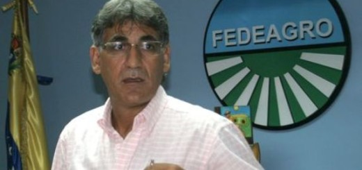 Antonio Pestana, Presidente de Fedeagro   Foto: Archivo