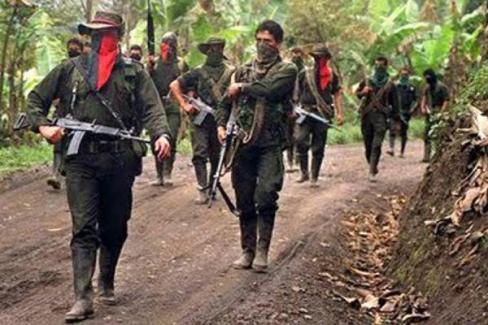 Ejército de Liberación Nacional (ELN) |Foto cortesía