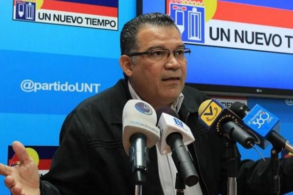 Enrique Márquez vicepresidente de la AN