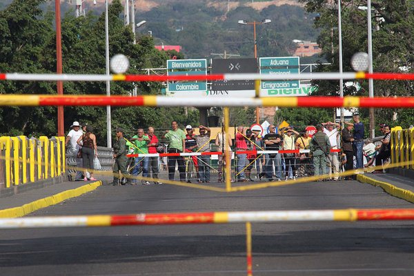 Frontera Colombia - Venezuela |Foto archivo