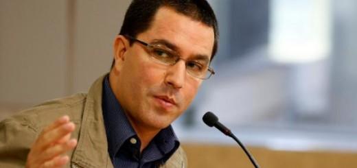 Ministro Jorge Arreaza | Foto archivo
