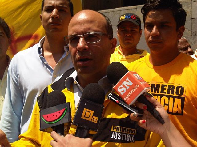 Presidente de la subcomisión de Energía y petróleo, Jorge Millán   Foto: Archivo