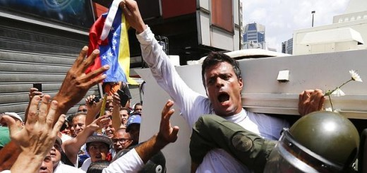 Leopoldo López, líder opositor / Foto: Cortesía