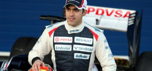 Maldonado se despide de la Fórmula 1
