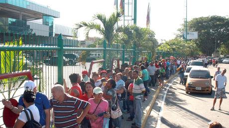 Colas de Venezuela