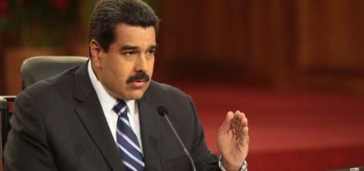 Presidente Nicolás Maduro | Foto: Archivo