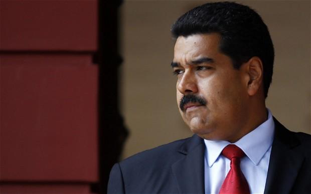 Presidente Nicolas Maduro   Imagen de referencia