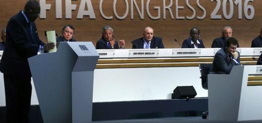 Nuevo presidente de la FIFA cumplirá mandato solo 3 años