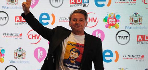 Ricardo Montaner, cantante venezolano