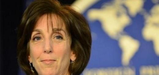 Subsecretaria estadounidense de Estado para América Latina, Roberta Jacobson