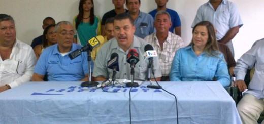 Segundo vicepresidente de la Asamblea Nacional, Simón Calzadilla.