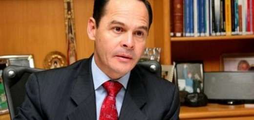El gobernador del Táchira, José Gregorio Vielma Mora