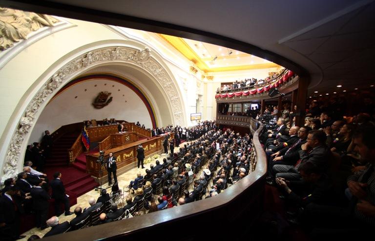 La Asamblea Nacional