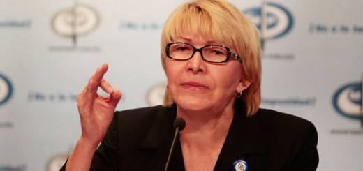 Fiscal General, Luisa Ortega Díaz |Foto archivo