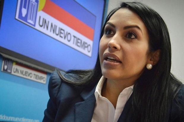 Diputada de la Asamblea Nacional, Delsa Solórzano | Foto: Archivo