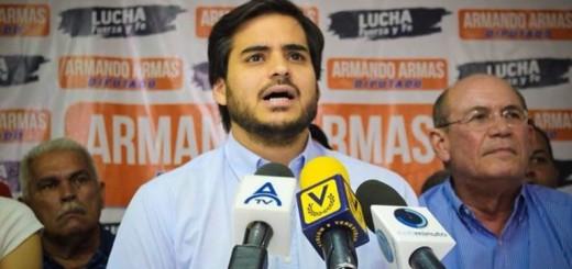 Armando Armas|Foto: Archivo