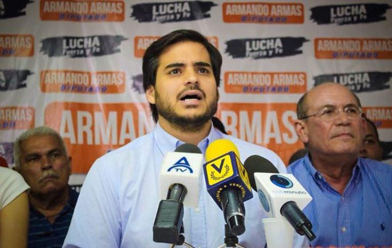 Armando Armas | Foto: Archivo