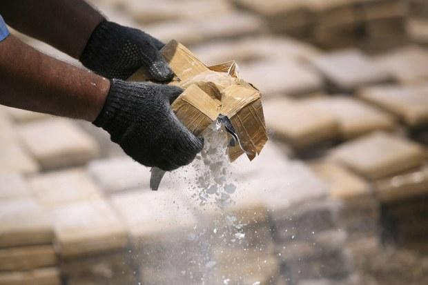 Tráfico de cocaína |Foto referencial