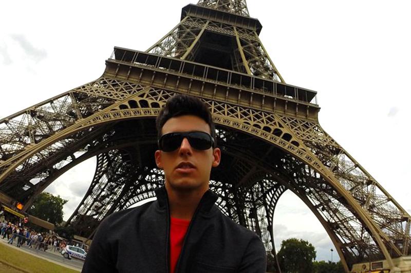 En París / Fotos: La Patilla / Instagram.