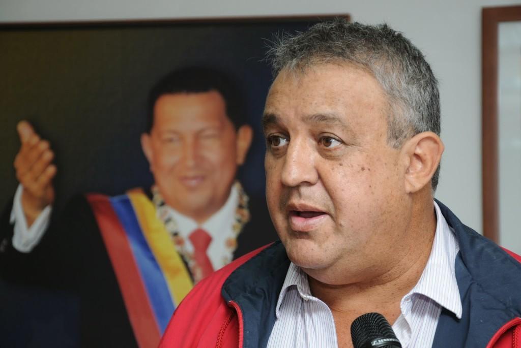 Eulogio Del Pino, presidente de PDVSA | Foto: Archivo